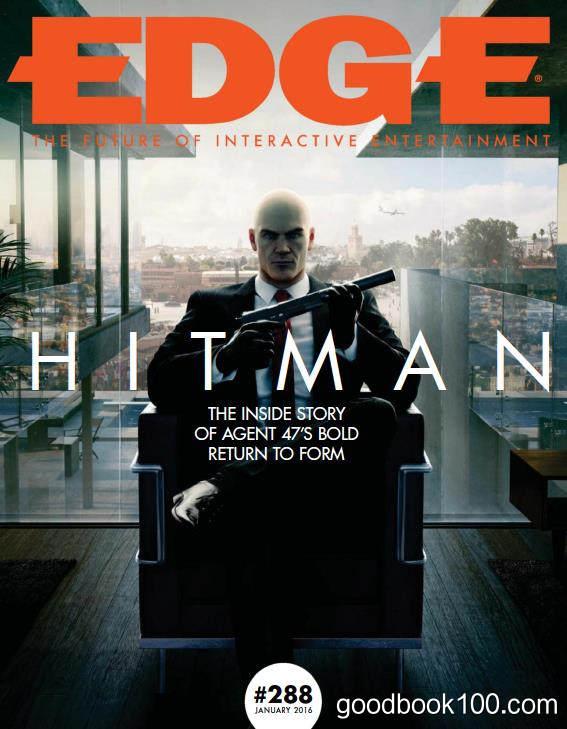 游戏杂志Edge_2016年合集高清PDF杂志电子版百度盘下载 共12本