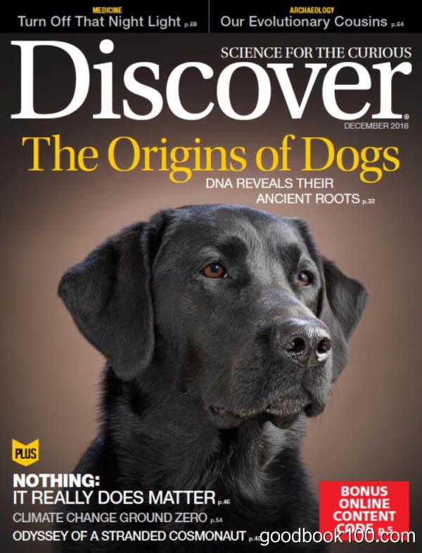 发现杂志_Discover_2016年合集高清PDF杂志电子版百度盘下载
