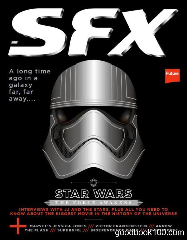 科幻杂志SFX_2016年合集高清PDF杂志电子版百度盘下载 共13本