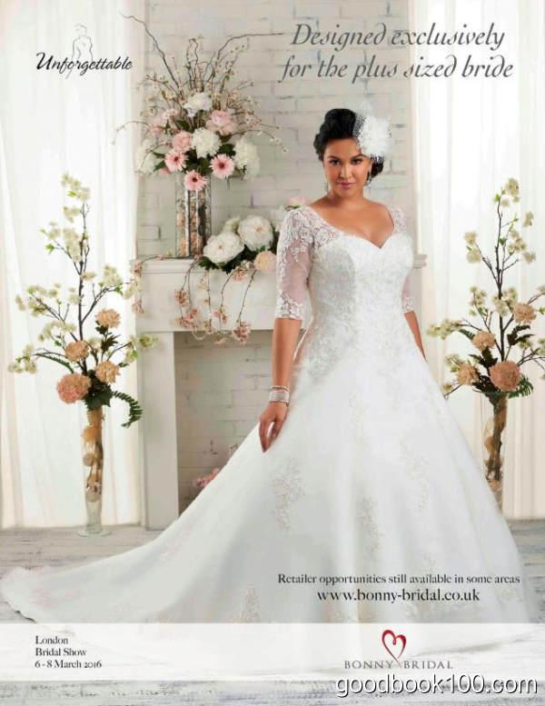 婚礼杂志_Bridal Buyer_2016年合集高清PDF杂志电子版百度盘下载 共6本