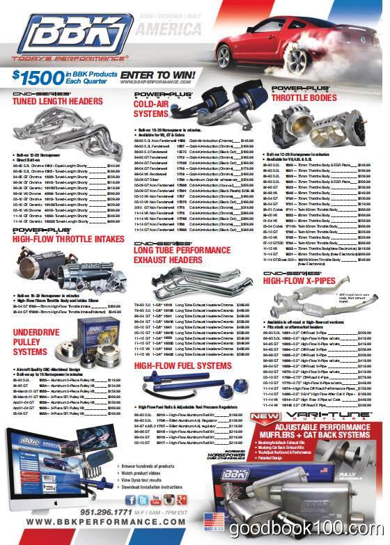 Muscle Mustangs and Fast Fords_2016年合集高清PDF杂志电子版百度盘下载 共12本