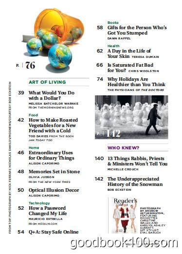 [年费VIP免费]美国读者文摘_Readers Digest_2015年合集高清PDF杂志电子版百度盘下载 共11本