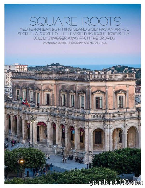 Conde Nast Traveller UK英国版_2016年合集高清PDF杂志电子版百度盘下载 共11本
