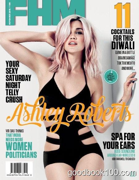FHM India – November 2015