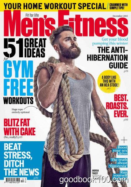 Men's Fitness UK – December 2015