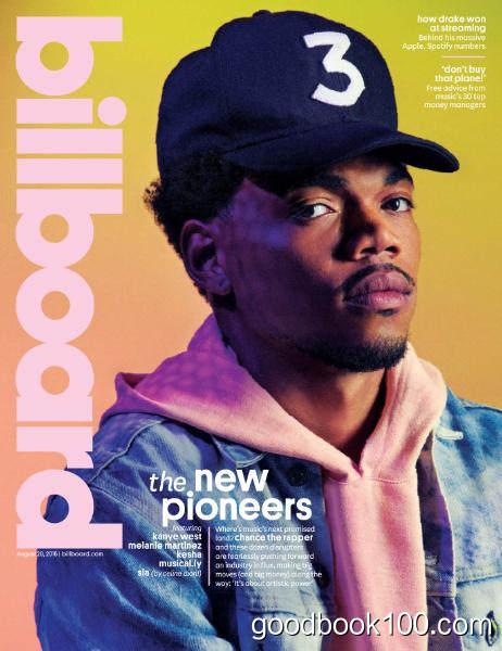 Billboard – 20 August 2016