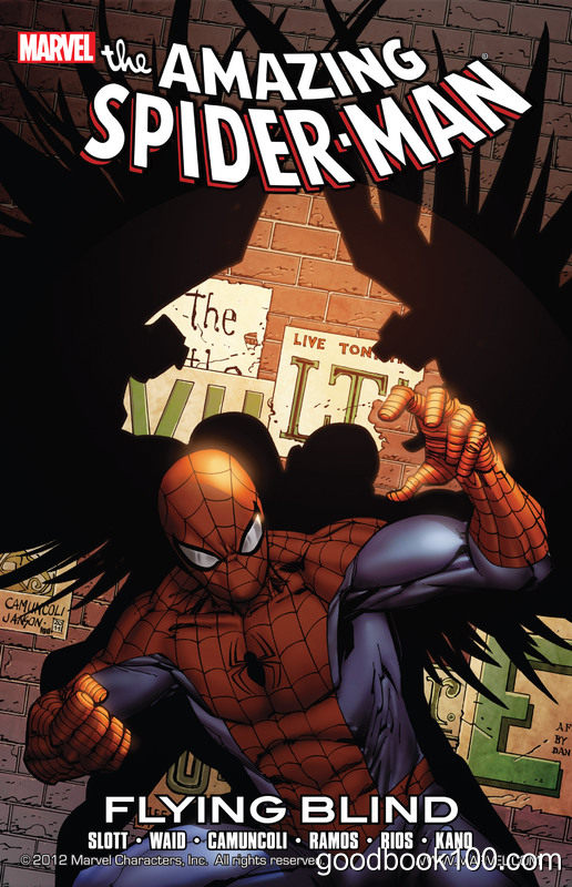 Spider-Man – Flying Blind (2012) (Digital-TPB)