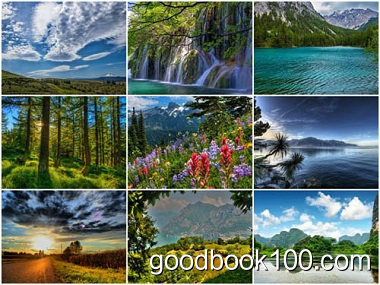 60 Incredible Nature HD Wallpapers Mix #30