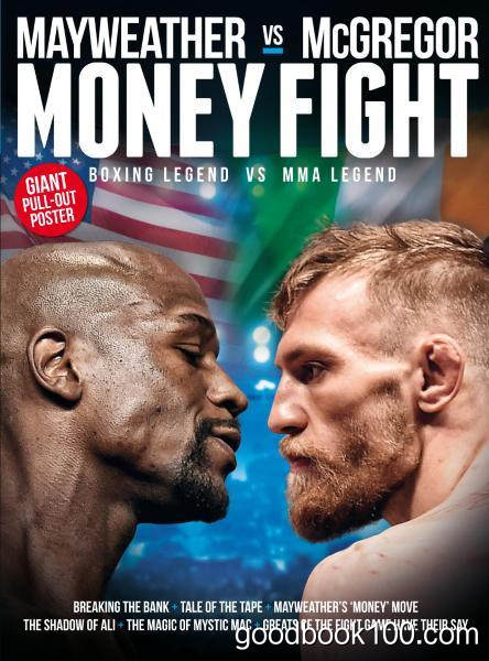 Blitz Martial Arts Magazine – Mayweather vs McGregor (2017)