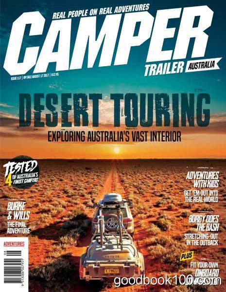 Camper Trailer Australia – Issue 117 2017
