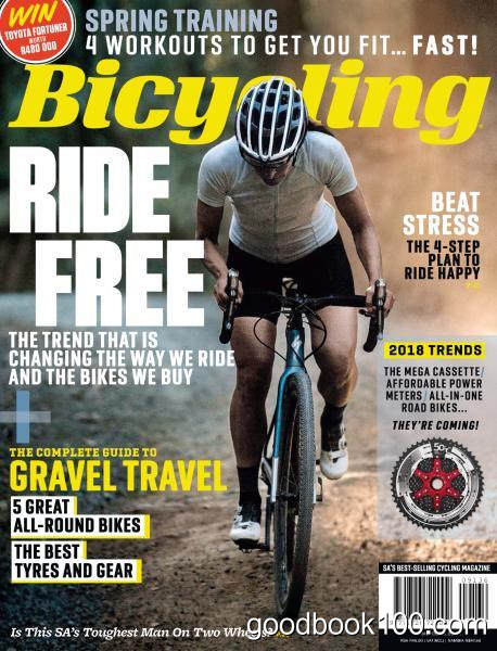 Bicycling South Africa – September 2017