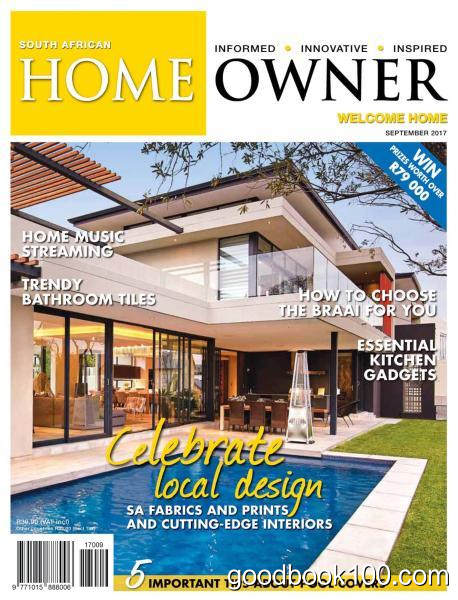 South African Home Owner – September 2017
