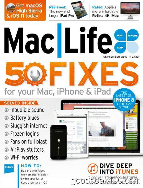 MacLife UK – September 2017