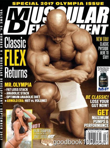Muscular Development – September 2017