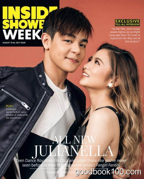 Inside Showbiz – August 19-25, 2017