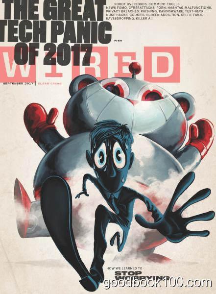 Wired USA – September 2017