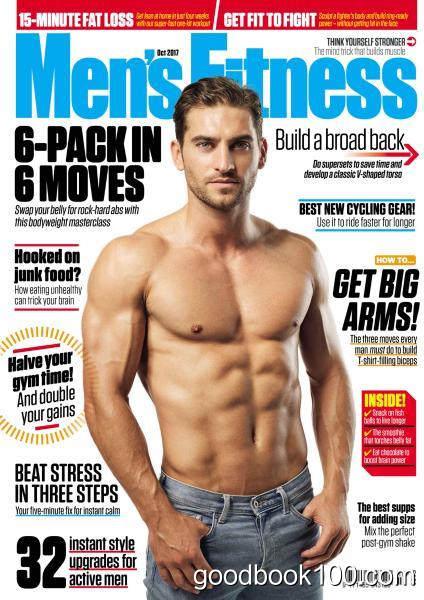 Men's Fitness UK – October 2017
