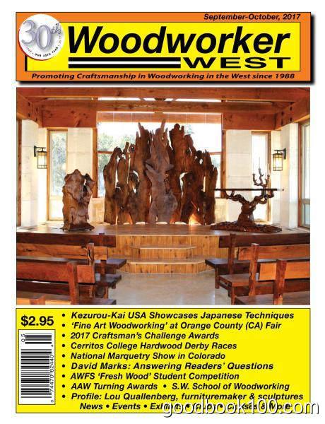Woodworker West – September-October 2017