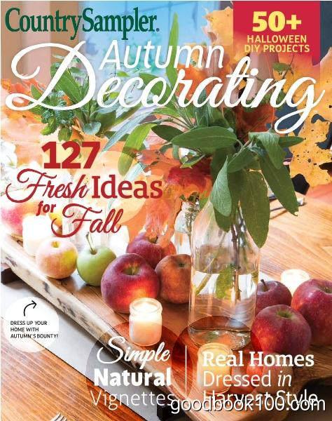 Country Sampler: Autumn Decorating – October 2017