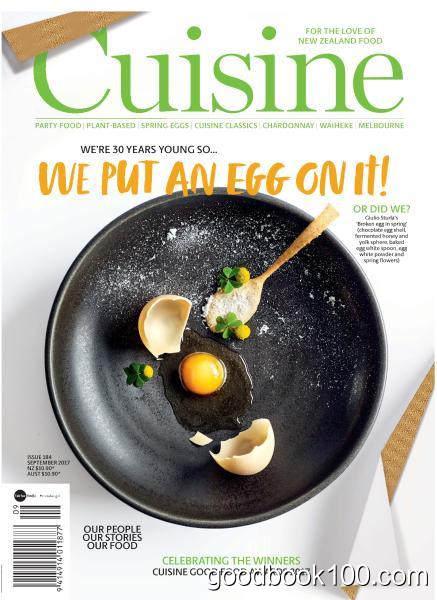 Cuisine New Zealand – September 2017