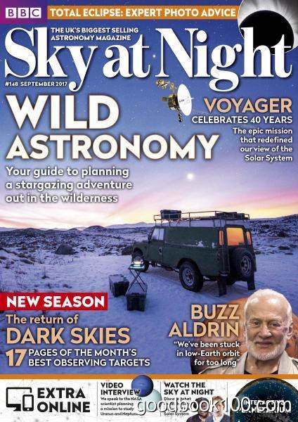 BBC Sky at Night – September 2017