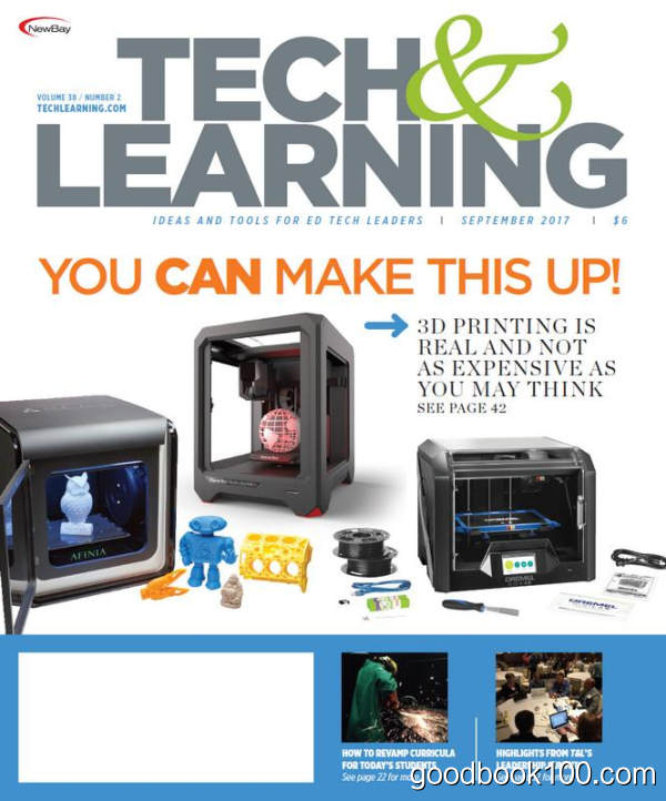 Tech & Learning – September 2017