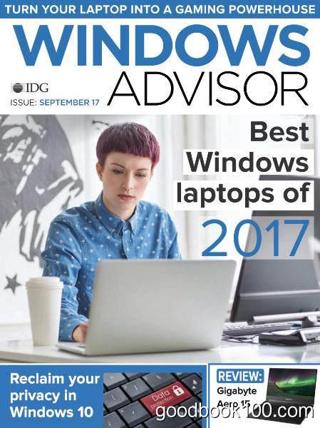 Windows Advisor – September 2017