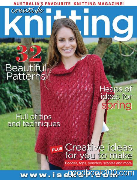 Creative Knitting – Issue 58 2017