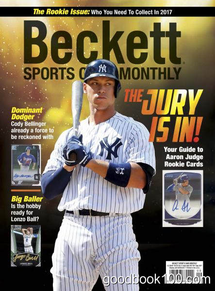 Sports Card Monthly – September 2017