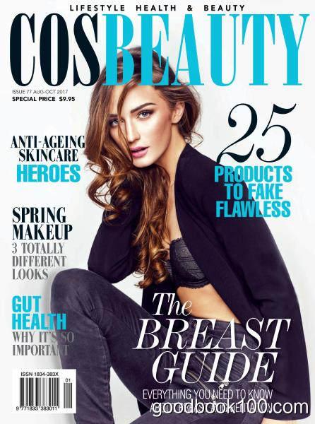 CosBeauty Magazine – August-October 2017