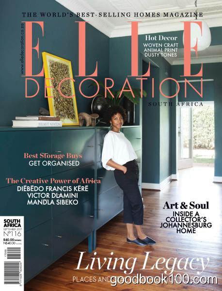 Elle Decoration South Africa – September 2017
