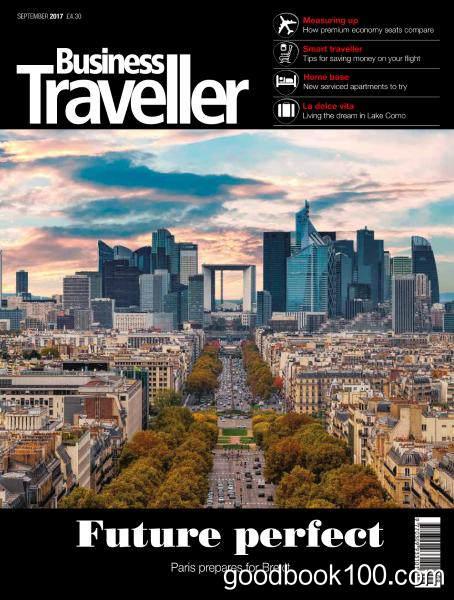 Business Traveller UK – September 2017