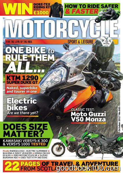 Motorcycle Sport & Leisure – October 2017