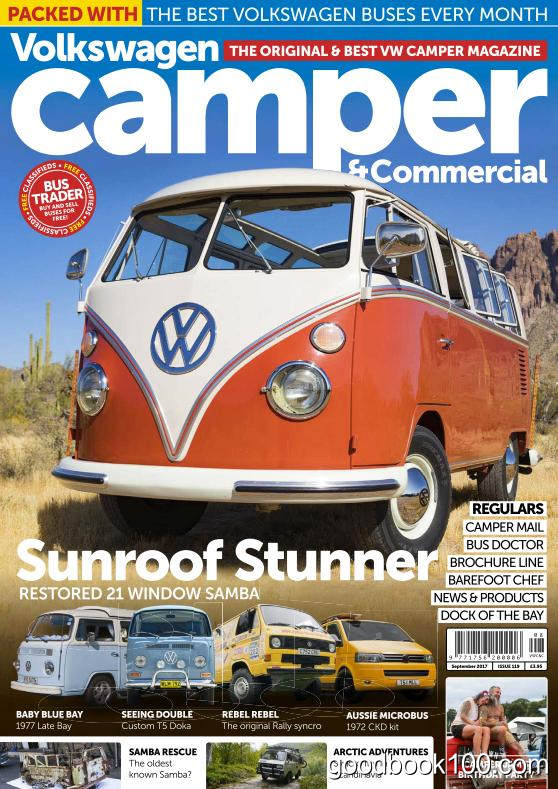 Volkswagen Camper & Commercial – September 2017