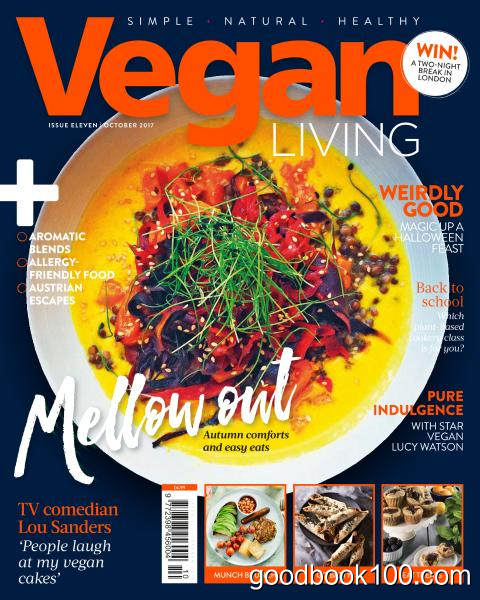 Vegan Living – October 2017