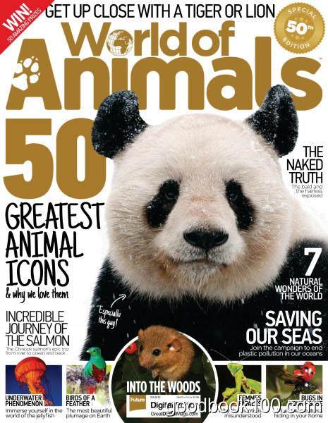 World of Animals – Issue 50 2017