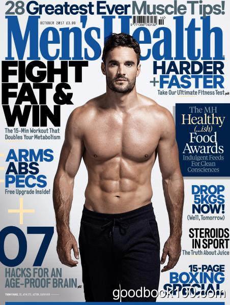 Men's Health UK – October 2017