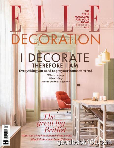 Elle Decoration UK – October 2017