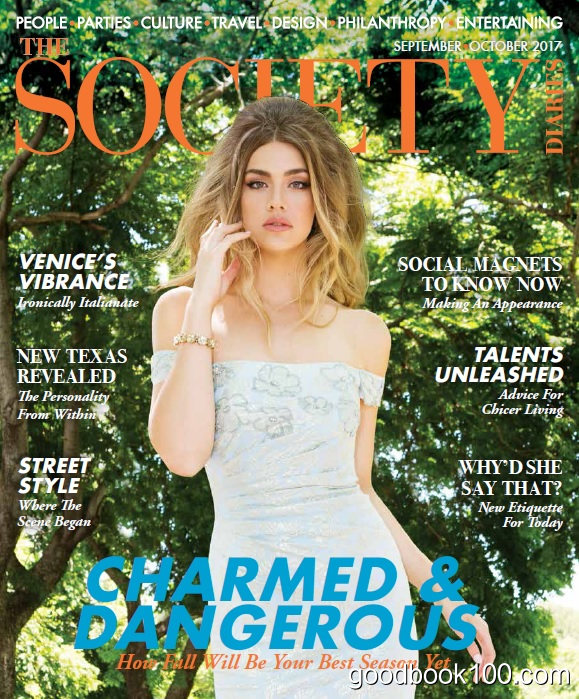 The Society Diaries – September-October 2017