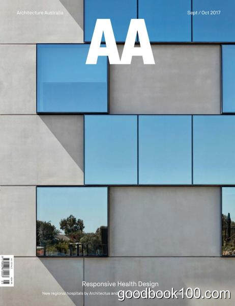 Architecture Australia – September 2017