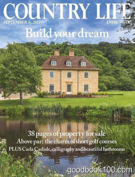 Country Life UK – 6 September 2017