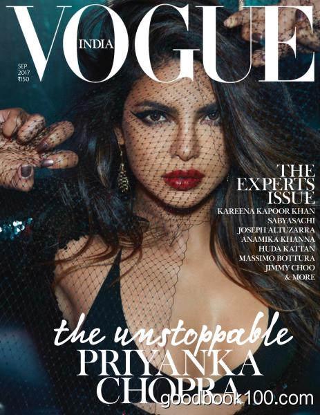 Vogue India – September 2017