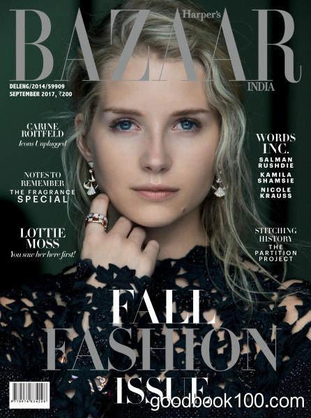 Harper's Bazaar India – September 2017