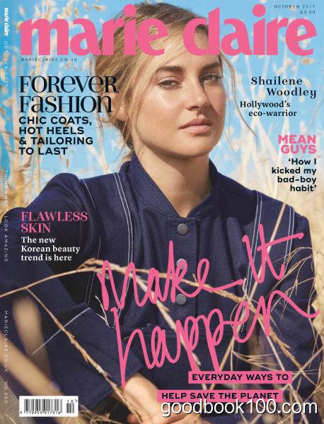 Marie Claire UK – October 2017
