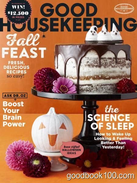 Good Housekeeping USA – October 2017