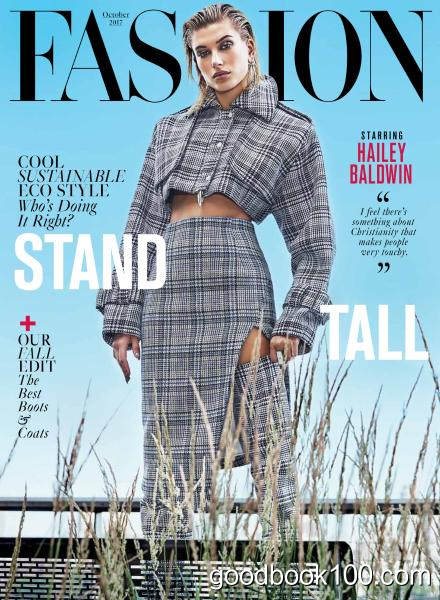 Fashion Magazine – October 2017