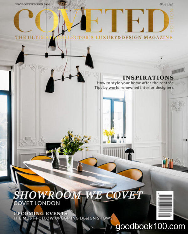 Coveted Magazine – September/October 2017