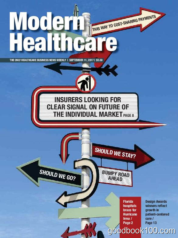 Modern Healthcare – September 11, 2017