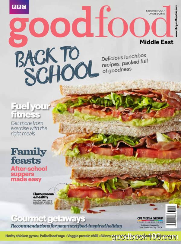 BBC Good Food Middle East – September 2017
