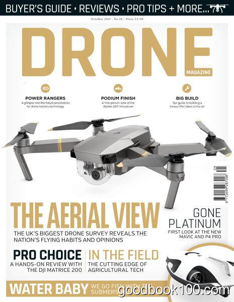 Drone Magazine – Issue 25 – October 2017